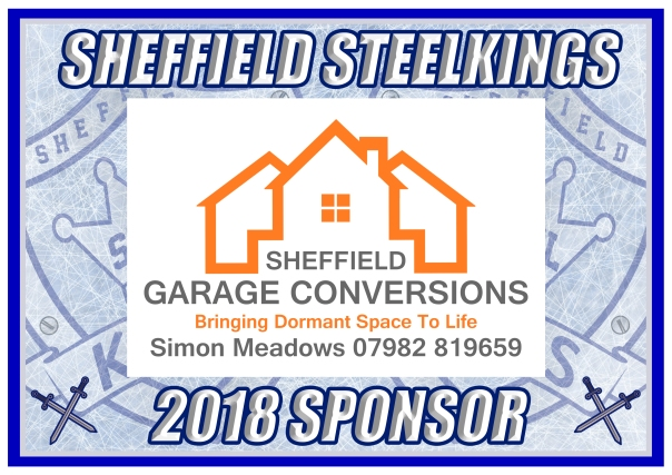 2018 Sponsor Sheffield Garage Conversions
