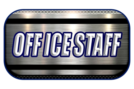 New Off Ice Staff