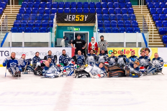Sheffield Steelkings with Phil Roberts