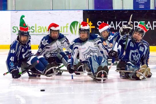 Team Elf v Team Santa