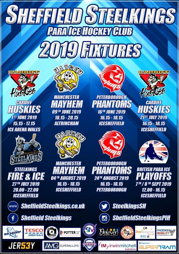 2019 Full Fixtures