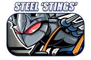 Steel 'Stings'